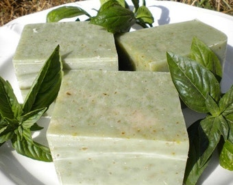 Holy Basil Milk Soap