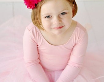 Hair wreath, Pink flowers, White Flower Hair Wreath, Flower Girls,  Photography Props,