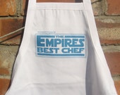 Personalised Empires Best Chef Star Wars Apron