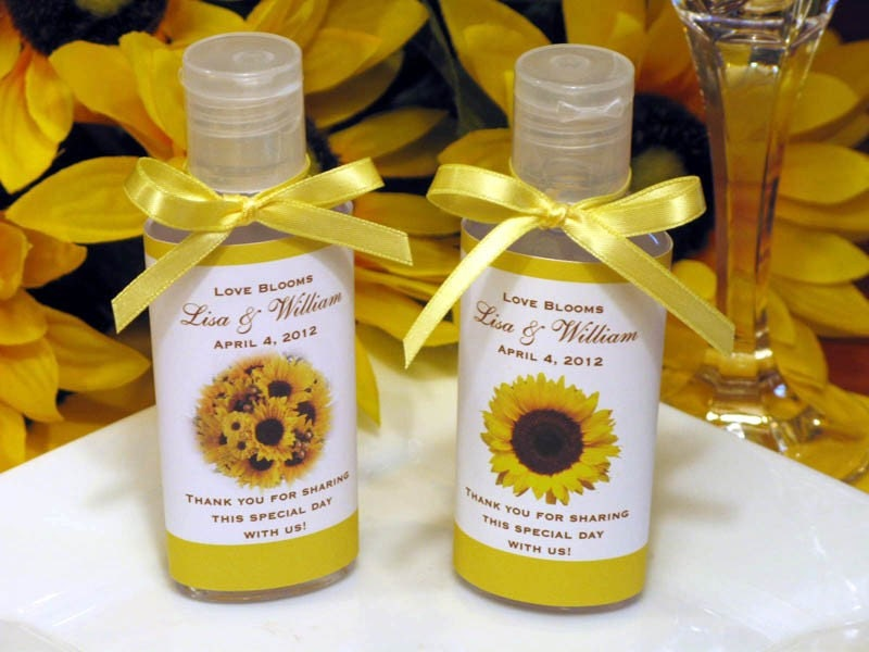 Sunflower Birthday Baby Shower Bridal Shower By Shadow090109