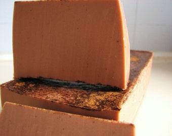 SOAP - 3LB Chai Tea Vegan Handmade Soap Loaf, Wholesale Soap Loaves