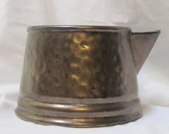 vintage McCoy teapot planter/cookie jar ON SALE