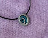 Hearthstone Pendant Necklace