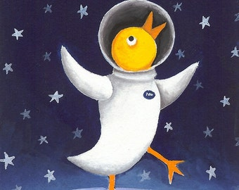 Astronaut Chicken...(2A)