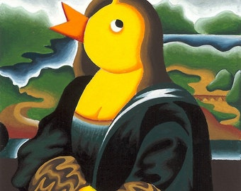 Mona Lisa Chicken... BLACK FRIDAY