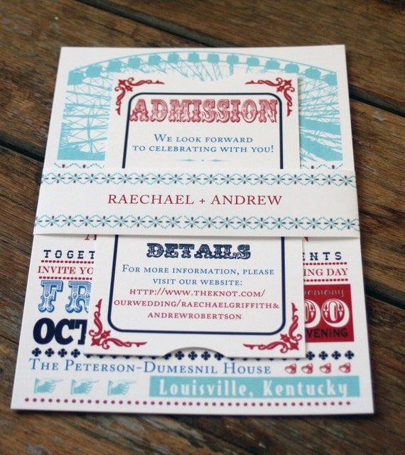 like this item - Wedding Invitations Vintage