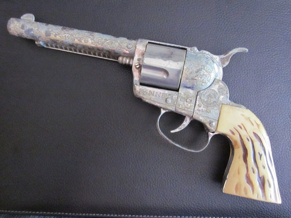 Vintage Mattel FANNER 50 Cap Gun