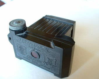 Vintage BAKELITE Camera UNIVEX Model A  Universal Camera Corporation Original Antique