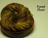 Forest Floor - Handspun Single Ply Lace Mini-Skein