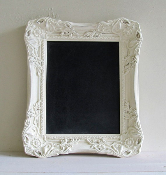 Custom Order for Kali - Frame Alone Hand Painted in Old World Cream with Gold