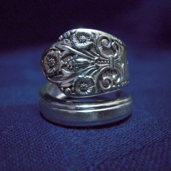 Silver Spoon Ring - Precious