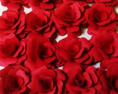 Special order for  Paper Roses 2 inches  qty 100