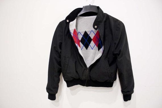 Unique Reversible Vintage Jacket