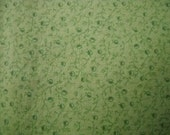 SALE Moss Green Country set of Table Napkins