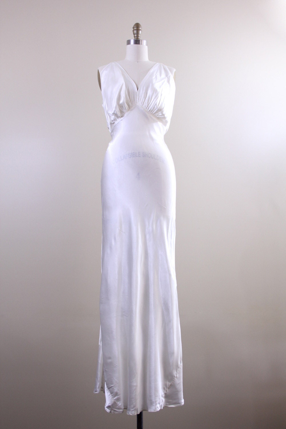 1930s wedding dress or nightgown? | Vintage Fashion Guild ...