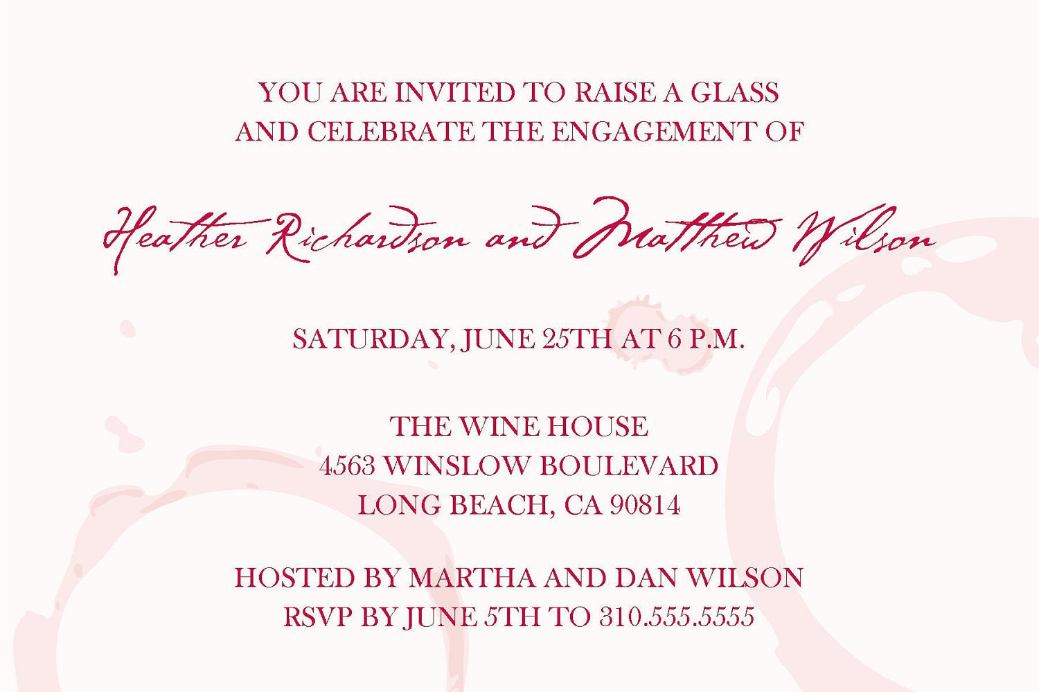 Wine And Cheese Party Invitation Wording Wine and cheese party