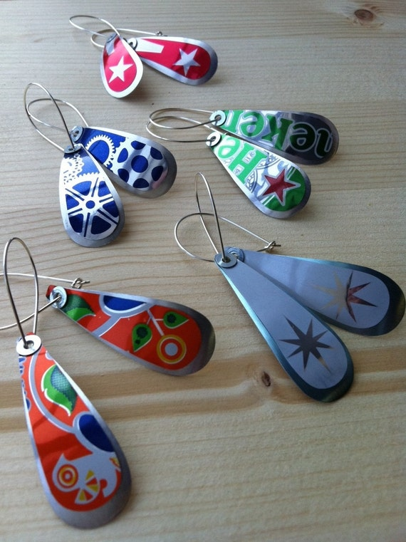 Craft Ideas With Aluminum Cans