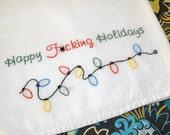 Happy F-cking Holidays - I hate Xmas