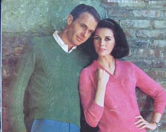 Vintage Knitting Book 1963