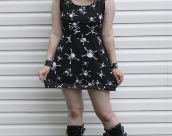Bad to the  Bone dress