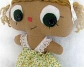 Little Citrine Gemmy Doll