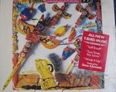 THE FABULOUS THUNDERBIRDS Tuff Enuff lp 1986 Rare Original Vinyl Record Album