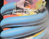 MONTY PYTHONS Previous Record lp 1972 Original Vinyl Record Album