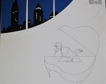 JOE JACKSON Night And Day lp 1982 Vinyl Record Album