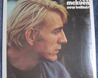 SEALED ROD MCKEUN New Ballads Lp 1970 Original Vinyl Record Album Mint