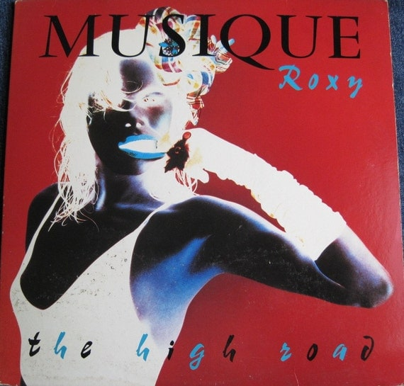 ROXY MUSIC The High Road Ep 12 Inch Single 1983 Vinyl Record Album 12 inch Single
