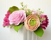 Custom Order - Floral Arrangement for Elizabeth