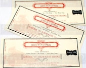 Hogwarts Express Ticket, Perfect for any Witch, Wizard or Harry Potter fan Customizable