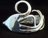 Silverware Fork Bracelet Eco Friendly Upcycled Antique Jewelry
