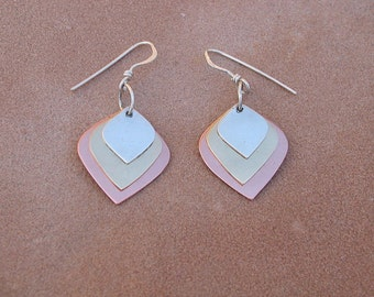 Lotus Petals Earrings
