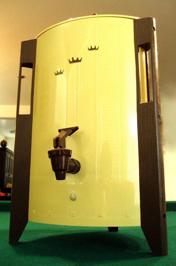 Regal Coffee Maker Instructions : Vintage Regal Coffee Maker and Dispenser Vintage by Retrofi