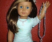 Necklace Doll/Girl  Matching Set