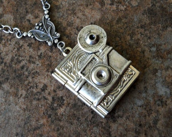 Old Time Photo Album Locket