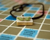 Scrabble Tile Pendant -Pretty Butterfly for Kidz or adults