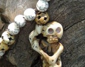 "The ""Mr Bones"" Ancestral Prayer Beads"