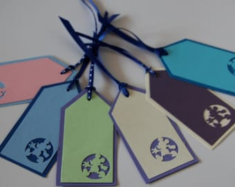 Mickey Mouse Gift Tags Set of 6
