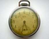 Vintage Pocket Watch for Parts (E)