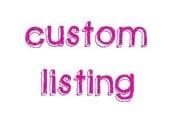 Custom listing for RachaelsClayCafe