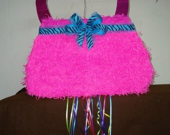 purse piñata
