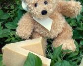 Thumbelina -- a handmade baby soap by the English Major