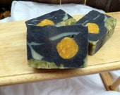 Stopping by Woods on a Snowy Evening -- handmade soap by the English Major