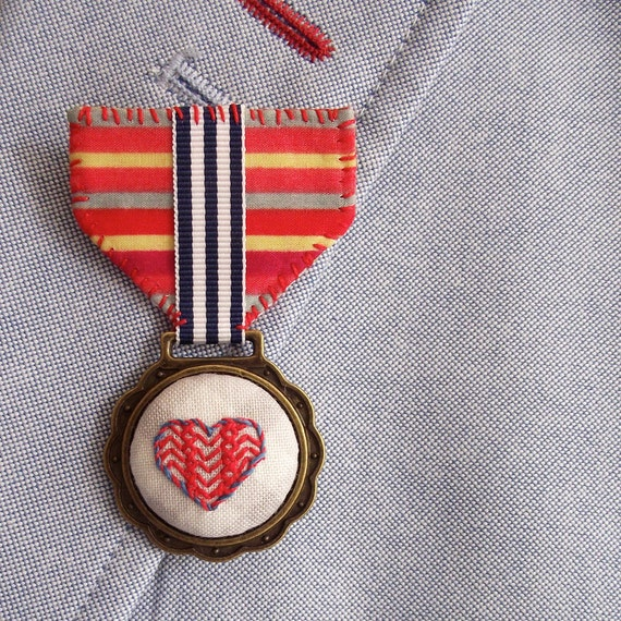 All Heart Medal