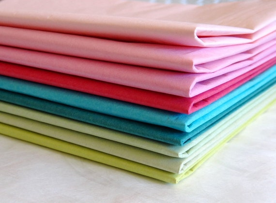 6 sets of 20X30'' premium quality tissue paper
