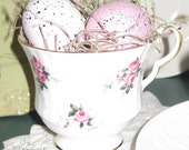 Fine Bone China Tea Cup