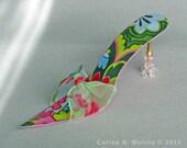 DIY - Shoe Ornament Template