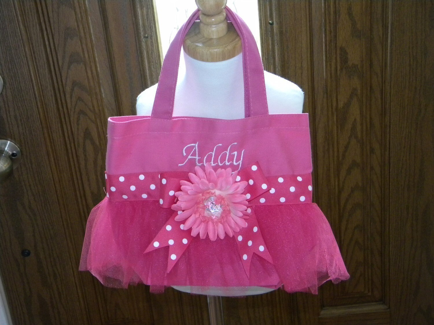 Personalized Little Girls Dance Bags Shop for the best dance bag that will fit the girl in your life's personality the best! And to top it all off make that a customized dance bag to make that girl happy!